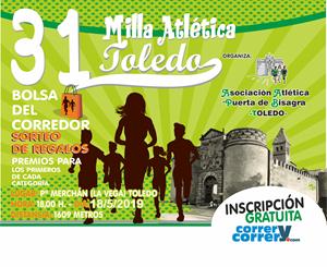 31ª Milla Atlética de Toledo