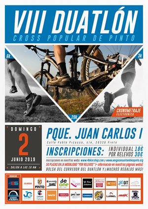 VIII Duatlón Cross Popular de Pinto