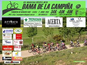 XII Marcha Cicloturista MTB Dama de La Campiña 2019