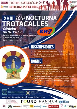 XVIII Carrera Nocturna Trotacalles