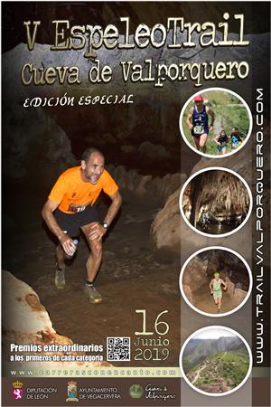 V Trail de la Cueva de Valporquero