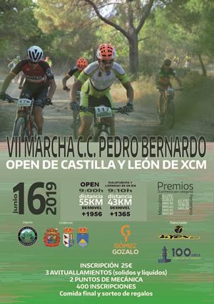 VII Marcha BTT Pedro Bernardo