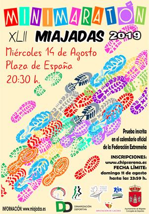 XLII Mini Maratón de Miajadas