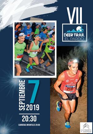 VII Deer Trail El Pardo – La carrera del ciervo