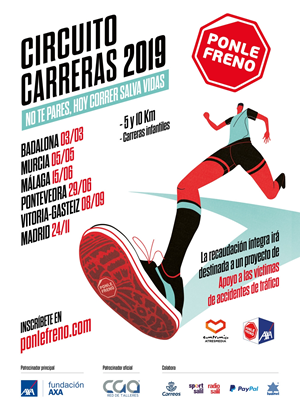 Carrera Ponle Freno Vitoria 2019