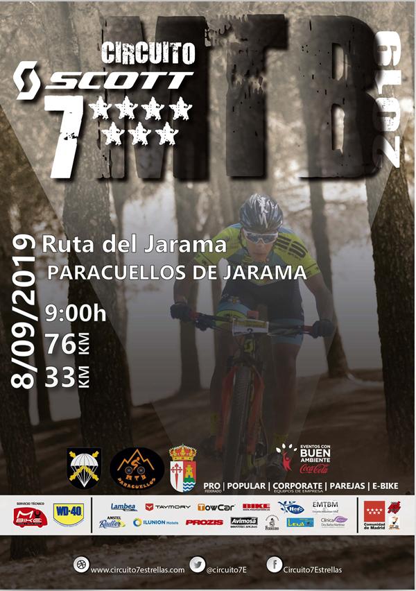 Ruta del Jarama. MTB 7 Estrellas