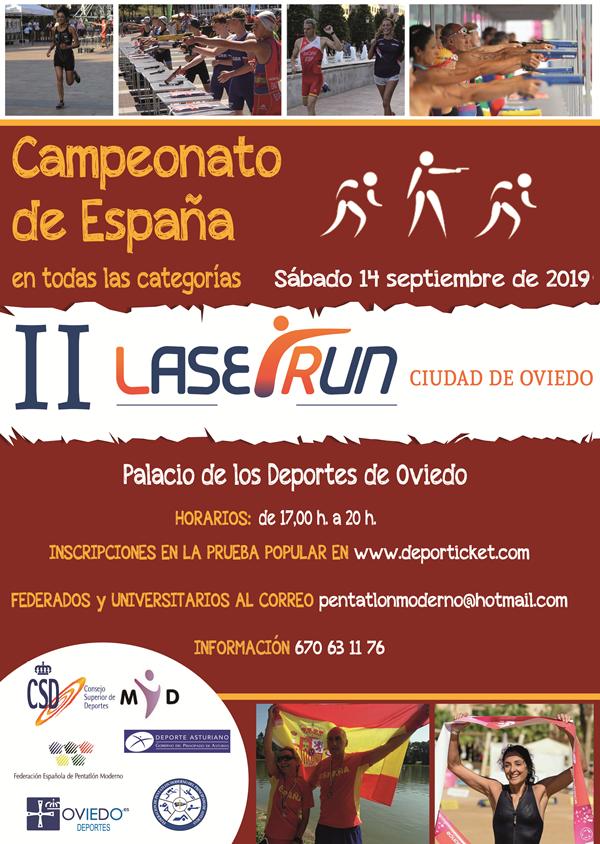 II Láser Run Ciudad de Oviedo