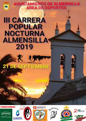 III Carrera Popular Nocturna Almensilla