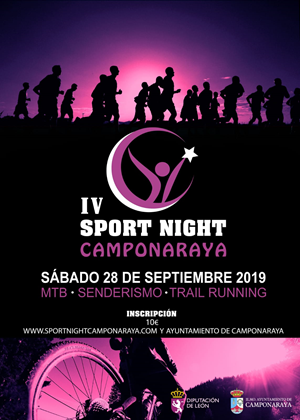IV Sport Night Camponaraya