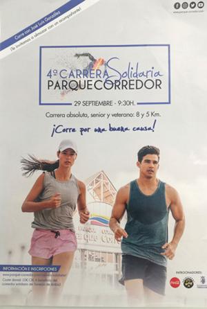 4ª Carrera Solidaria Parque Corredor