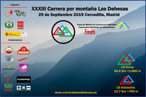 Lista de Espera. LD Cross. XXXIII Carrera por Montaña Las Dehesas