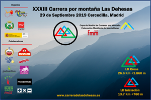 Lista de Espera. LD Iniciación. XXXIII Carrera por Montaña Las Dehesas