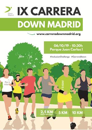 IX Carrera Fundación Síndrome de Down Madrid