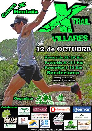 X-Trail Villares 2019