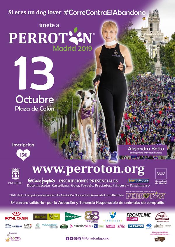 Perrotón Madrid 2019