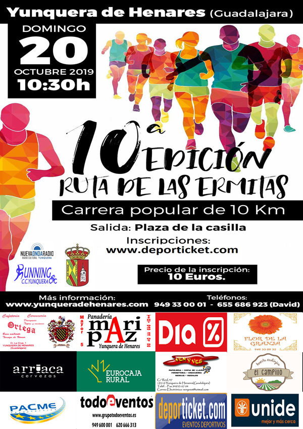 X Carrera Popular Ruta de las Ermitas