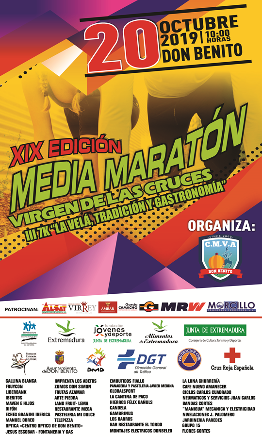 XIX Media Maratón Virgen de las Cruces