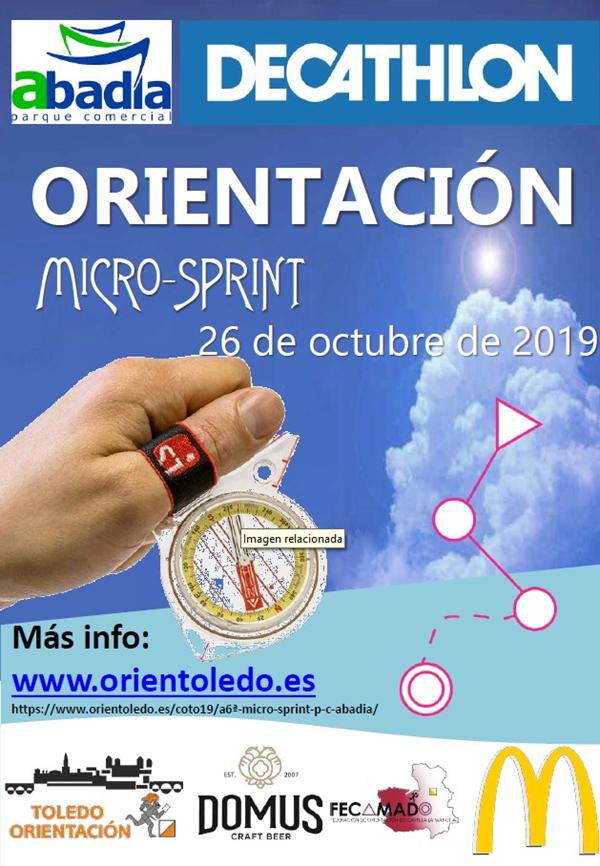 7ª Prueba del COTO. Circuito de Orientación de Toledo.