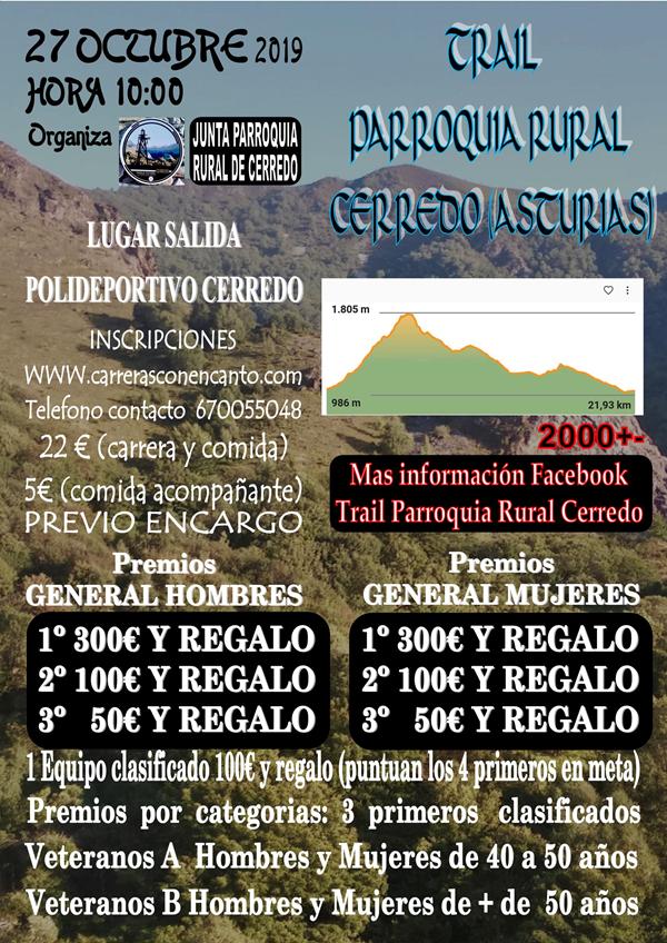 Trail Parroquia Rural Cerredo