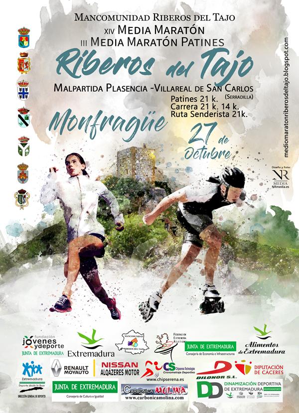 XIV Medio Maratón Riberos del Tajo
