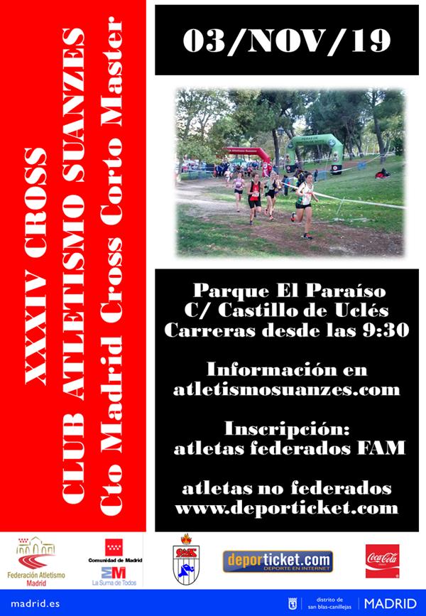 XXXIV Cross C.A. Suanzes de San Blas