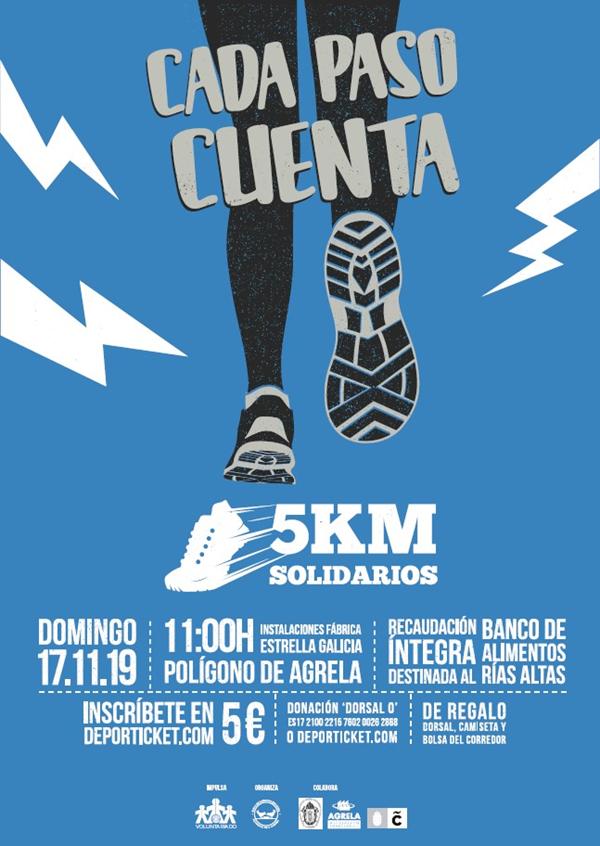 V Carrera Benéfica 5KM Solidarios
