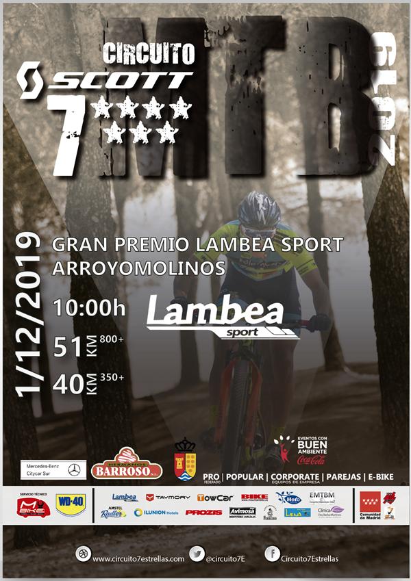Gran Premio Lambea. MTB 7 Estrellas