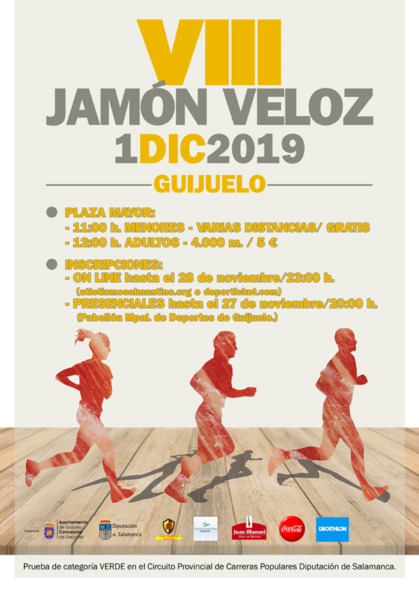 VIII Carrera Popular Jamón Veloz