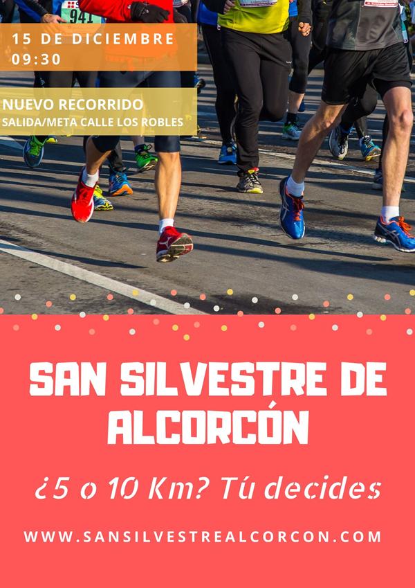San Silvestre de Alcorcón 2019