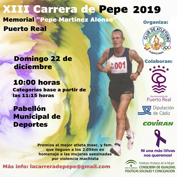 XIII Carrera Popular Memorial Pepe Martínez Alonso