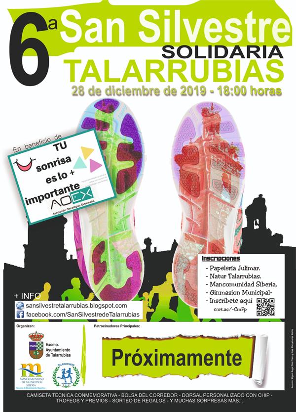 6ª San Silvestre Solidaria de Talarrubias