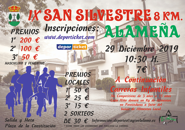 IX San Silvestre Alameña