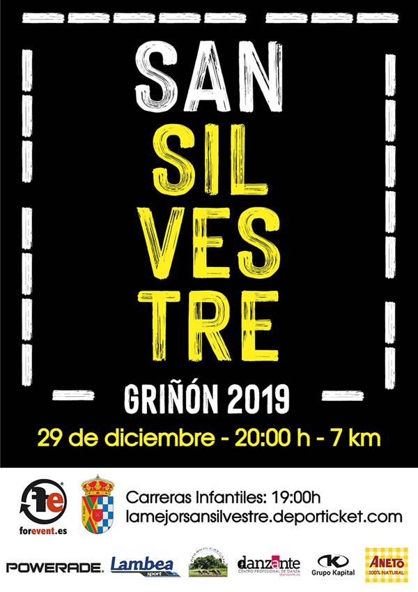 La San Silvestre de Griñón 2019