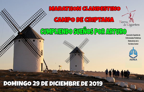 V Marathon Clandestino