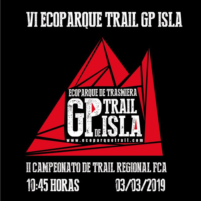 Logo Trail Ecoparque Gran Premio Isla