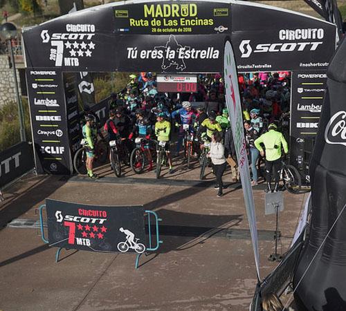 Los Bikers conquistan El Pardo