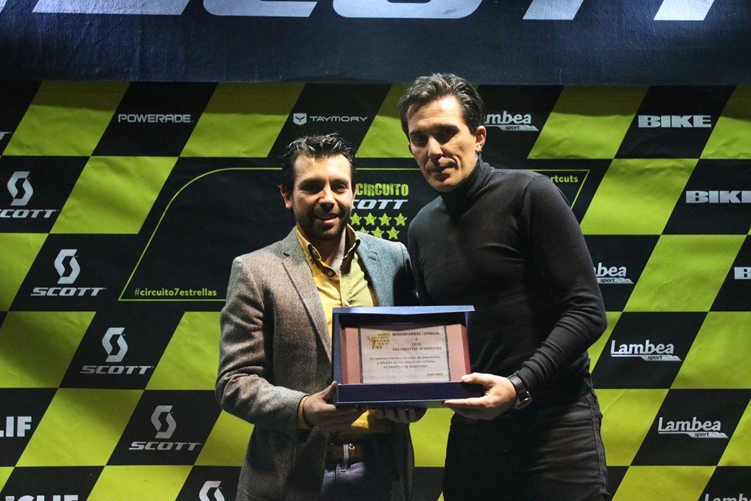 El Circuito Scott 7 Estrellas entregó sus trofeos a 173 ciclistas