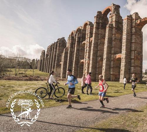 La Media Maratón de Mérida cierra las inscripciones al agotarse los 1.500 dorsales dispuestos por la organización