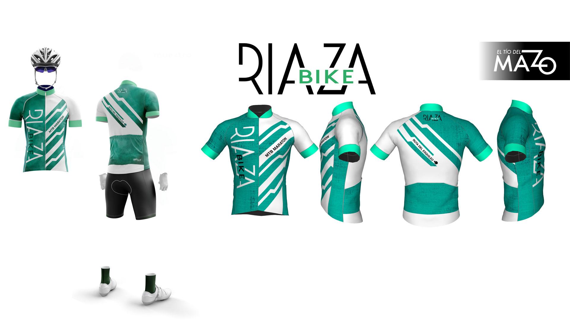 Maillot Riaza Bike