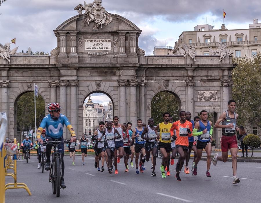 Los números uno de Madrid