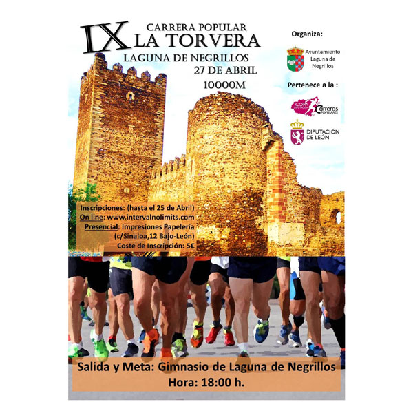 IX Carrera Popular La Torveral