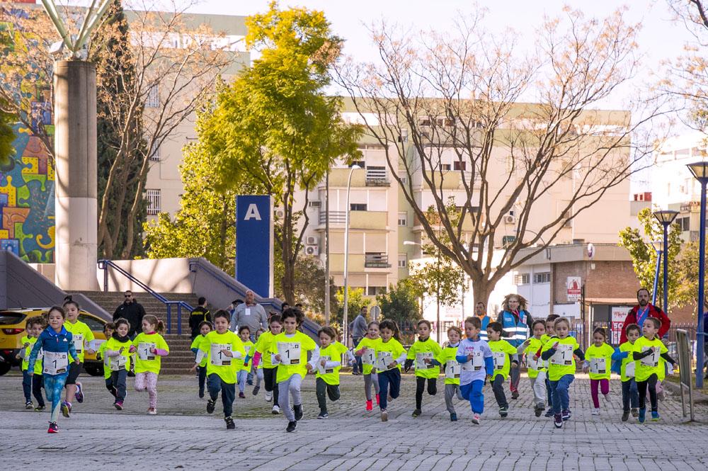 III CARRERA INFANTIL del EDP Medio Maratón de Sevilla 2020