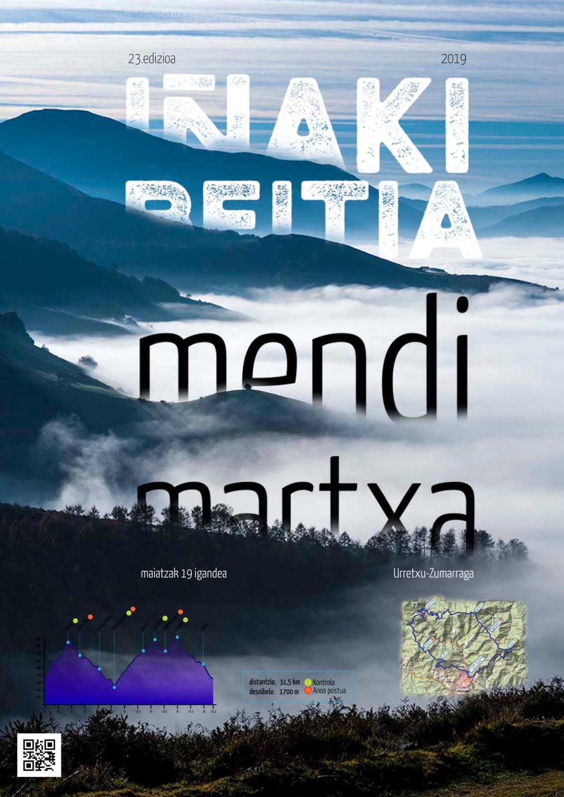 Iñaki Beitiaren omenezko Mendi-martxa / Marcha de Montaña en Memoria de Iñaki Beitia