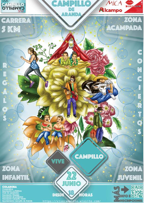 """Carrera """"Vive Campillo"""""""
