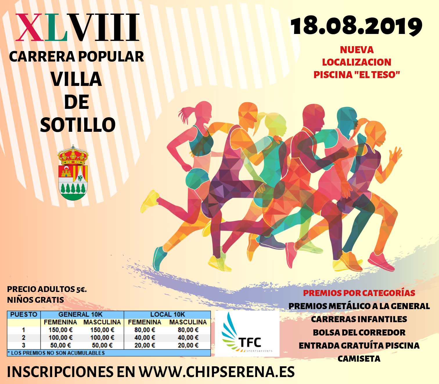 XLVIII Carrera Popular Villa de Sotillo