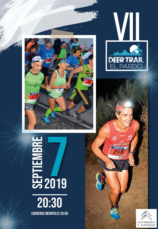 """VII Deer Trail El Pardo – """"La carrera del ciervo"""""""
