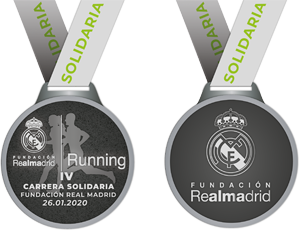 medalla FRM