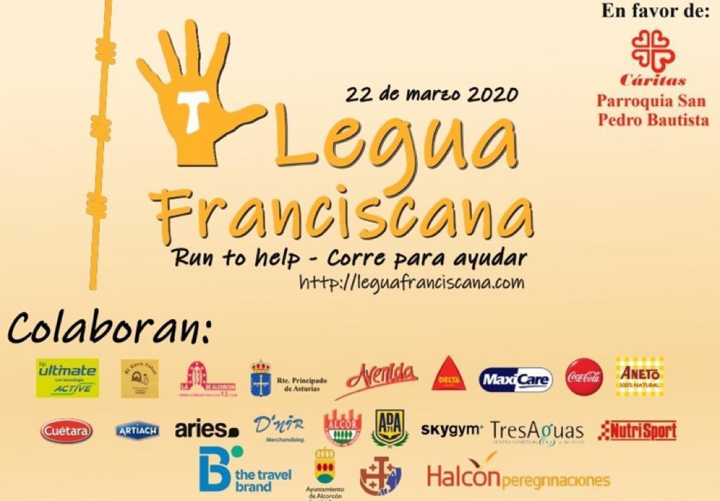 5ª Carrera Popular Legua Franciscana Solidaria