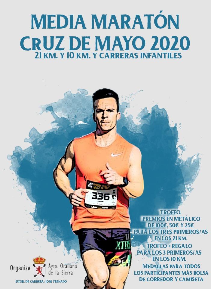 Media Maratón Cruz de Mayo