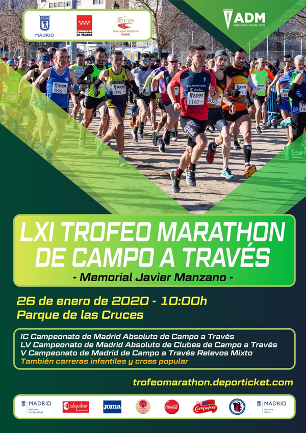 61º Trofeo Marathon de Campo a Través